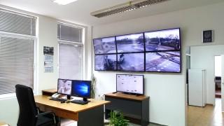 Заработиха първите камери за видеонаблюдение в Благоевград