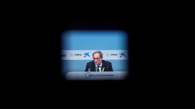 Испания одобри новото правителство на Каталуния