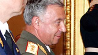 Дмитрий Медведев смени шефа на руския Генерален щаб
