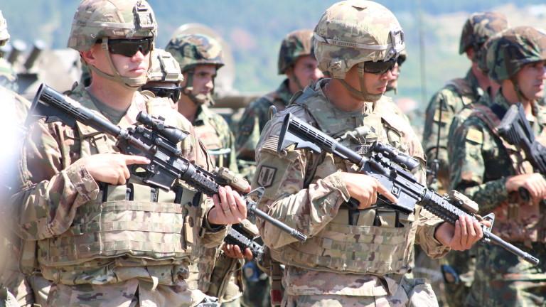 До 6000 военни пристигат у нас на учения от май до юни