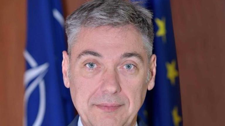По предложение на вицепремиера Екатерина Захариева премиерът Бойко Борисов назначи