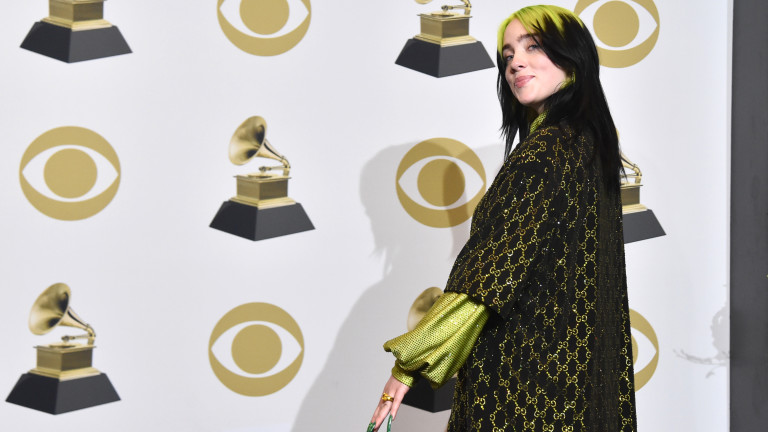 Покрай предстоящия филм за Били Айлиш (Billie Eilish: The World`s