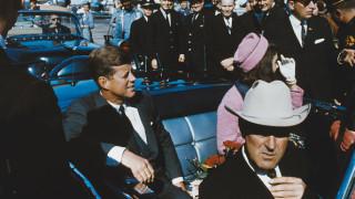 Байдън повдига завесата на мистериятаоколо убийството на Джон Кенеди