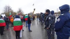 Протестиращи от Сопот затвориха Подбалканския път