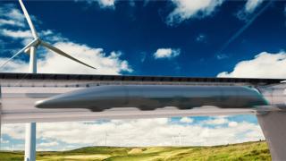 До три години хора ще пътуват със свръхзвуковия Hyperloop