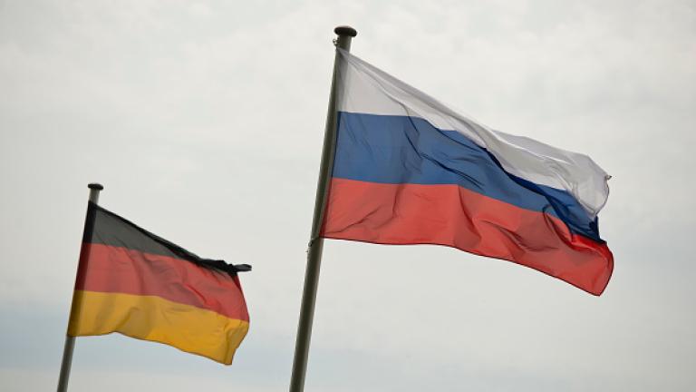 Германия противоречи на руския президент Владимир Путин. Берлин обяви, че