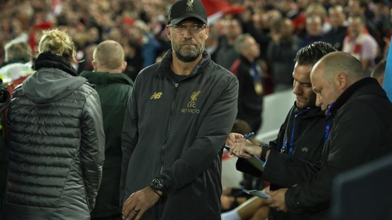 Юрген Клоп: Не мога да кажа кога Ливърпул ще спечели трофей