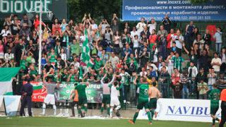 Статистиката сочи - Лудогорец смазва софийските отбори