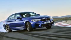 Вижте еволюцията на 6 поколения BMW M5 (ВИДЕО)