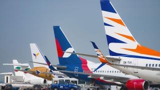 Рекорден брой полети на черноморските летища през 2018 година