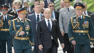 Бюджетът за отбраната на Русия е в опасност