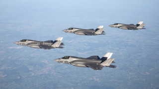 Пентагонът поръча 255 супер изтребителя F-35 за САЩ и съюзниците му