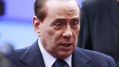 Съдът изслуша нови показания за партитата на Берлускони