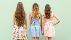Защо косата се променя на седем години