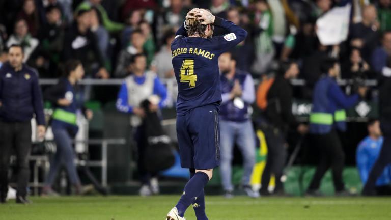 Рамос може да напусне Реал (Мадрид)