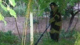 Военни унищожиха две ръчни гранати в Плевенско