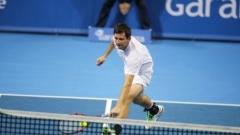 Александър Лазов впечатлен от феновете на Sofia Open