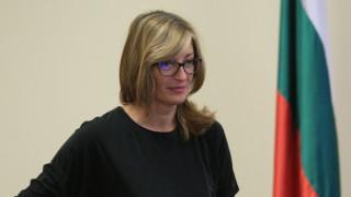 Захариева за Макрон: Изказването е обидно, българите са възмутени