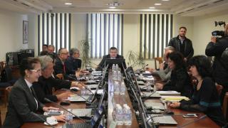 Прокурорската колегия на ВСС си избра Румен Георгиев за говорител