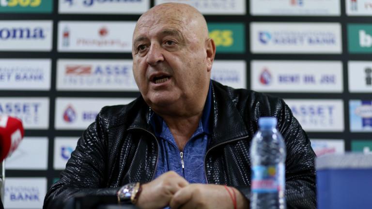 Венци Стефанов потвърди за трансфер в Славия и разкри за двама на проби