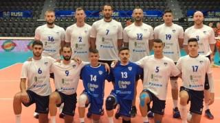 Волейболният отбор на Левски е подготвил специална изненада за своите привърженици