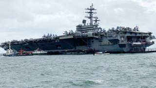 САЩ тества нова военна стратегия срещу суперсили в индо-тихоокеанския регион