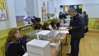 40 сигнала за търговия с гласове в Хасковско