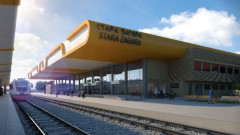 Старозагорци напомнят за едно обещание на НКЖИ - гарата да е зелена