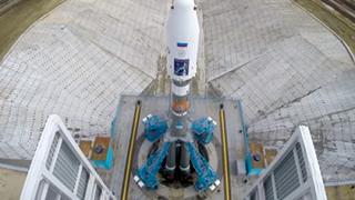 Новият руски космодрум работи