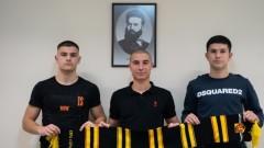 Ботев (Пд) гласува доверие на трима от юношите си