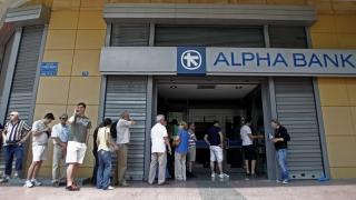 Гърците отново влагат пари в банките