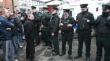 Арестувани след бомбен атентат в Северна Ирландия