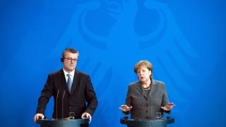 Сблъсъците с мигрантите показват нуждата от спешни мерки, обяви Меркел