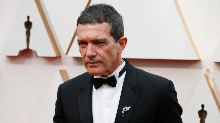 Актьорът Антонио Бандерас потвърди в