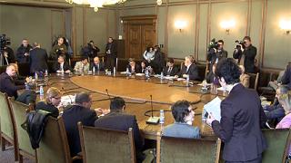 Зам.-министърът на отбраната участва в кръгла маса