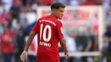 Коутиньо може да помогне на Байерн за триумф в Шампионската лига