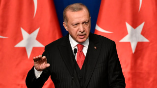 Ердоган отсече: Турция няма да напусне Сирия, докато другите страни не се изтеглят