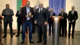 МВР награди най-добрите си спортисти