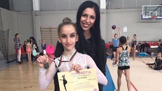 Angels Cup доказа за пореден път безграничния потенциал на българската художествена гимнастика