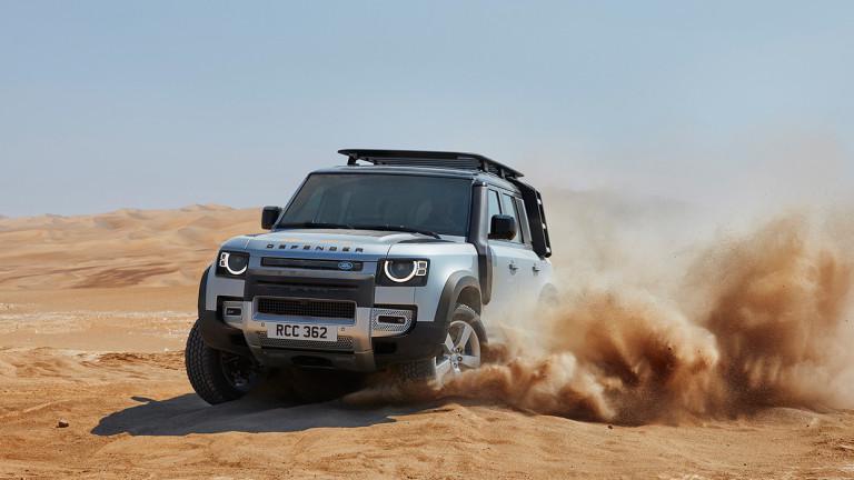 Новият Land Rover Defender дебютира във Франкфурт (Видео)
