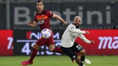 Рома изстрада класирането си за Европа, Сасуоло се справи с Лацио