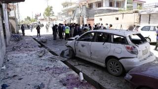 57 загинали и 120 ранени при атентата в Кабул