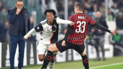 Ювентус в серия от 9 поредни победи над Милан