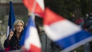 Марин льо Пен се впуска в битката за влизане в парламента на Франция