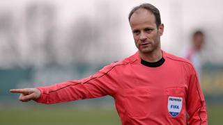 Николай Йорданов ще взима важните решения на дербито във Втора лига