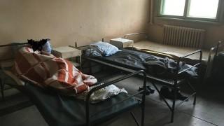 Психиатрична клиника в София тъне в мизерия
