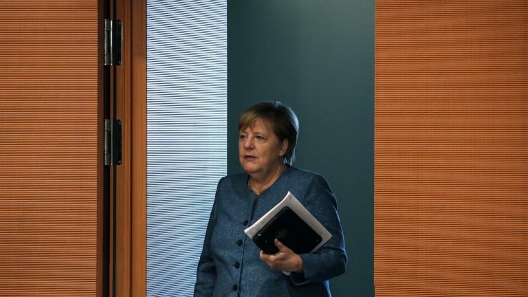 Меркел: Хуманитарната ситуация се влошава