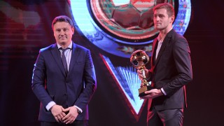 Най-добрият защитник за 2017: Ако не вярвах, че мога да спечеля трофей с Левски, нямаше да остана
