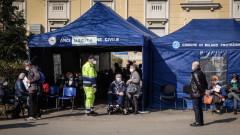 Невиждан от ноември брой заразени с коронавируса в Италия