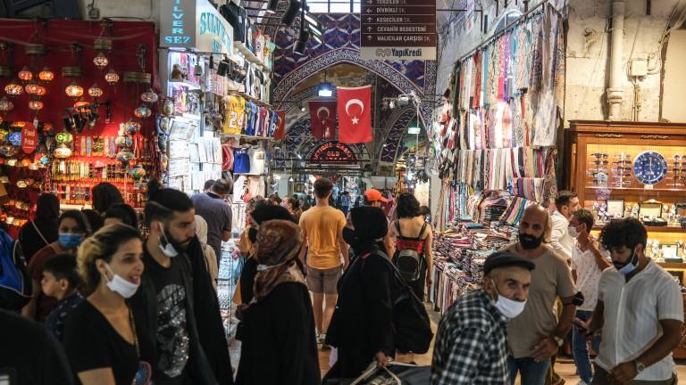 Турция разследва петте най-големи вериги супермаркети в страната, заради високите цени